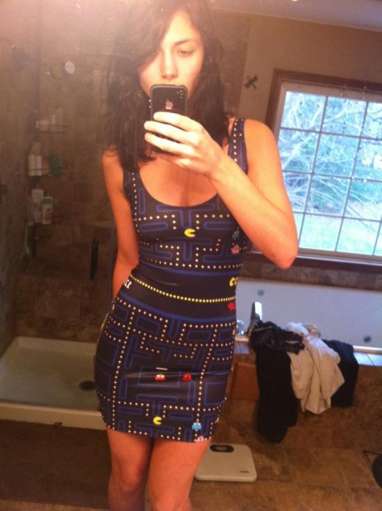 Vestido de Pacman