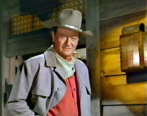John Wayne: Fuerte, feo y formal