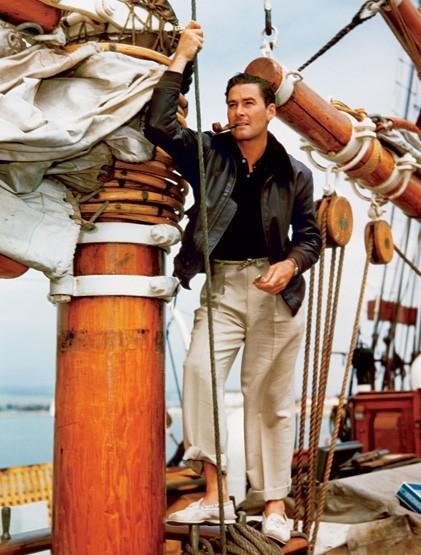Historias de La Zaca: El yate de Errol Flynn