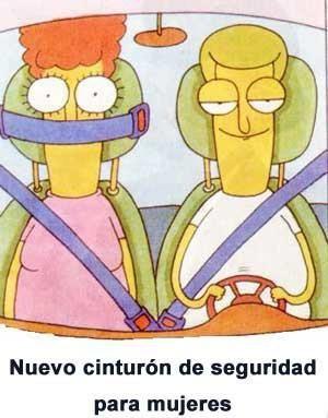 Nuevos cinturones de seguridad