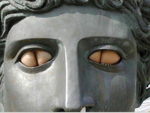 Ojos... un tanto raros