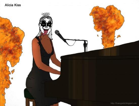 Alicia Kiss