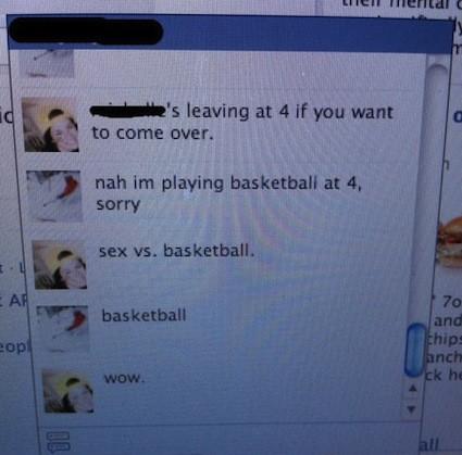 Pasión por el basket