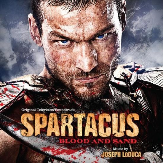 BSO de Spartacus: Sangre y Arena
