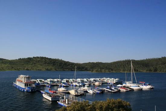Amieira Marina, Bandera Azul por la calidad ambiental de sus aguas e instalaciones