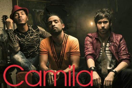 Yes.fm regala entradas dobles para los conciertos del trío mexicano Camila por España