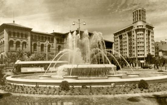 Zaragoza. Años 40