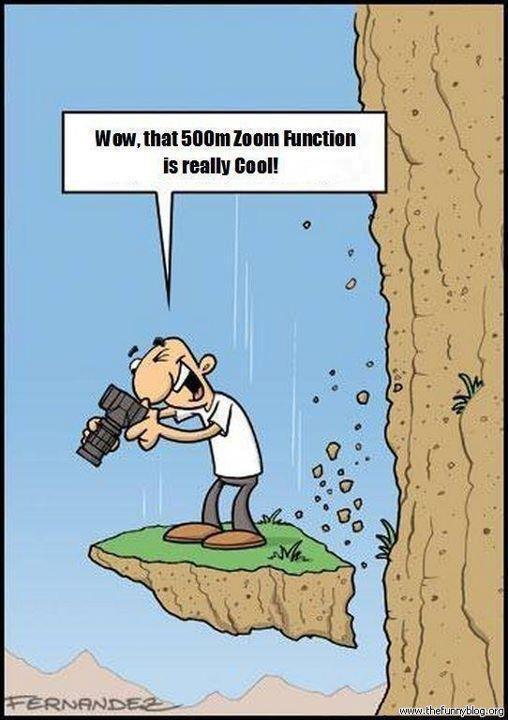 Gran zoom!