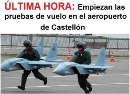 Empieza a operar el aeropuerto de Castellón