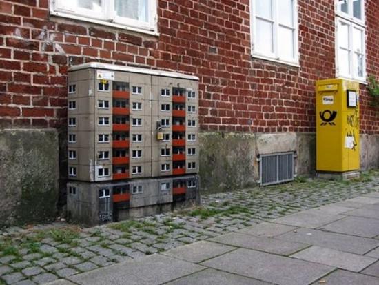Arte urbano II