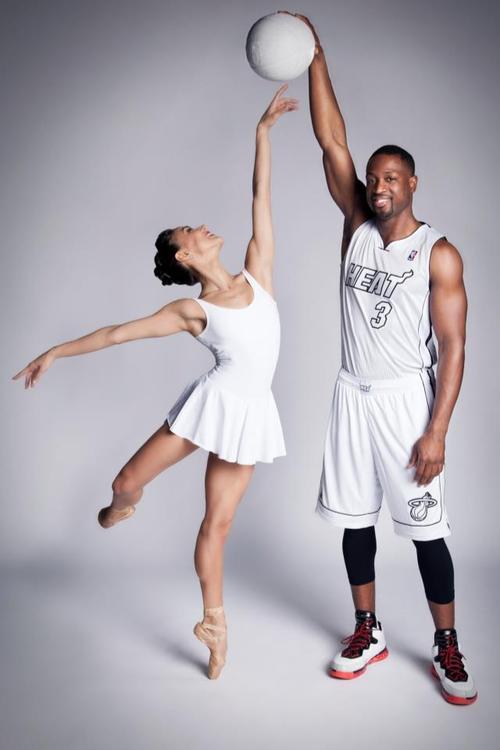 Ballet y baloncesto
