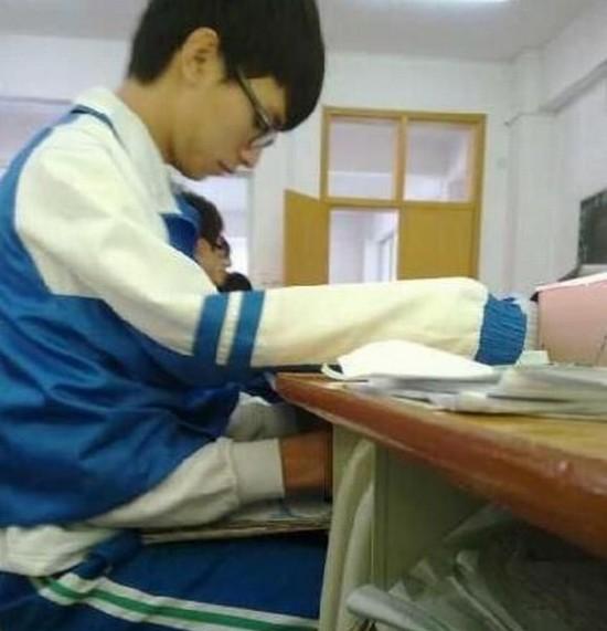 Bordando el examen
