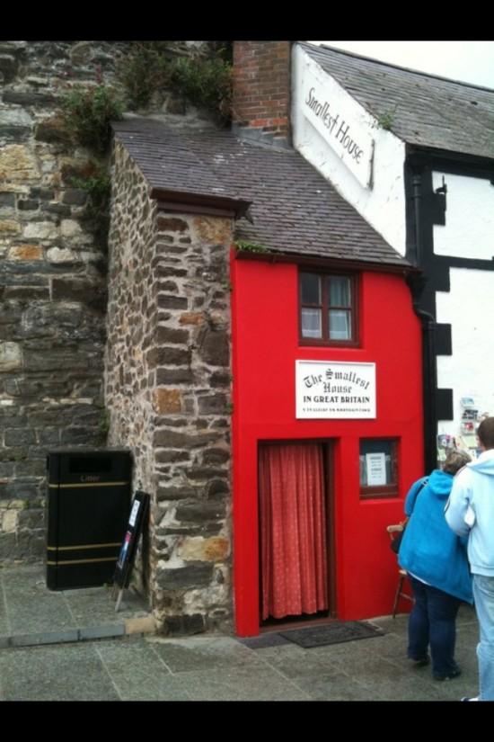 La casa más pequeña de Inglaterra