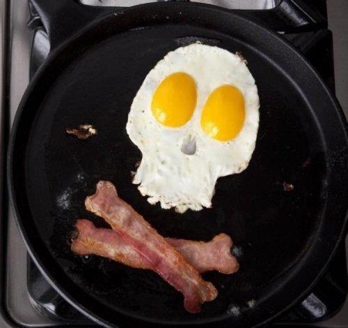Desayuno de muerte