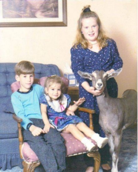 Fotos de familia con mascotas