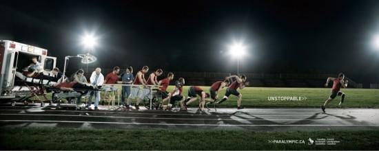 Imparable en las Paraolimpiadas
