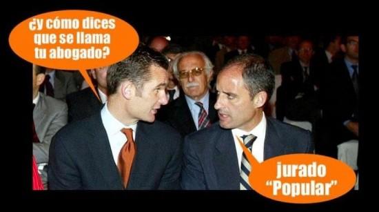 Urdangarín y Camps hablan de abogados
