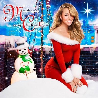 Mariah Carey te desea feliz navidad