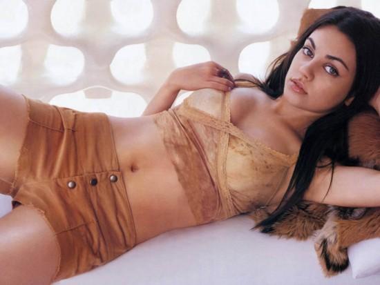 Mila Kunis, la chica de moda