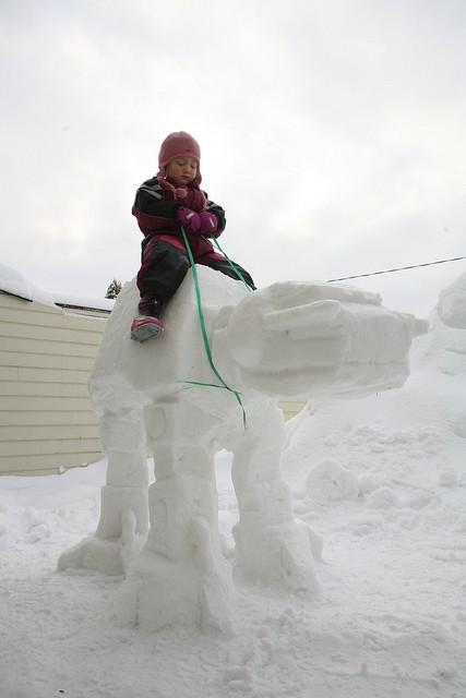 Muñeco de nieve original