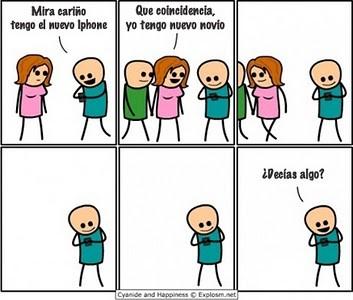 Los peligros del iPhone