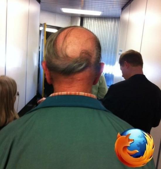 Peinado estilo Mozilla Firefox