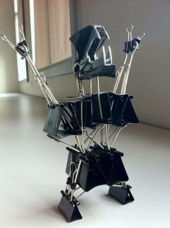 Robot de clips