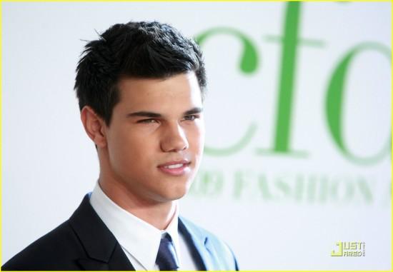Taylor Lautner en Crepúsculo