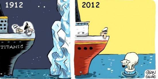 Hundimiento del Titanic 100 años después