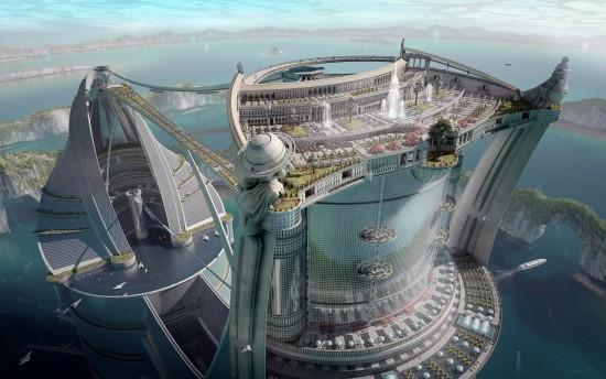 Utopía futurista