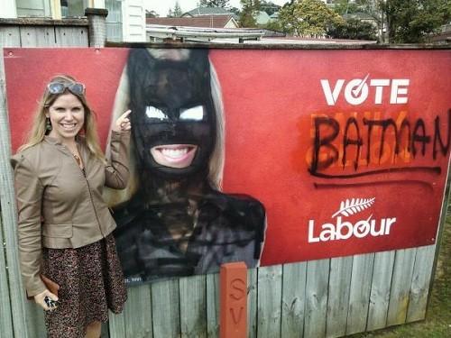 Vota a Batman