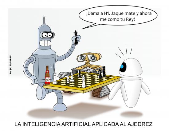 Inteligencia artificial aplicada al ajedrez