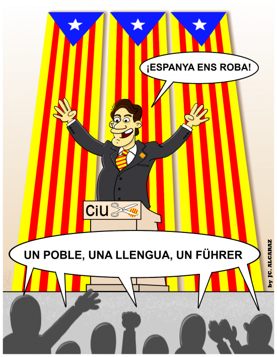 Artur Mas, un nuevo Lider con viejos métodos