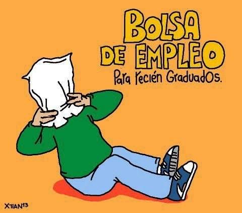 Bolsa de empleo en España
