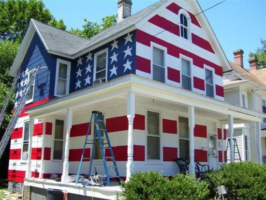 Casa estilo USA
