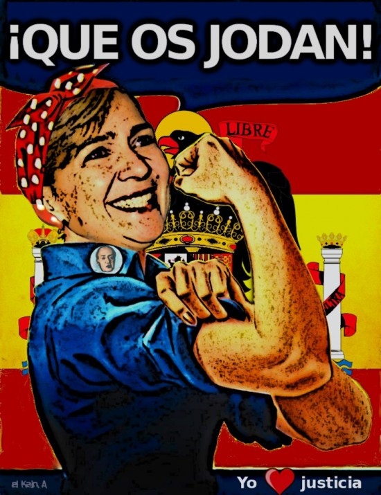 Infanta Cristina desimputada