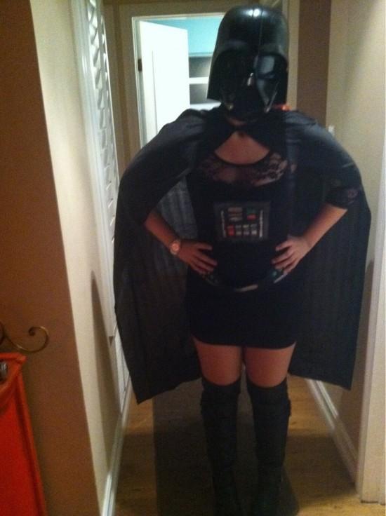 Darth Vader sexy