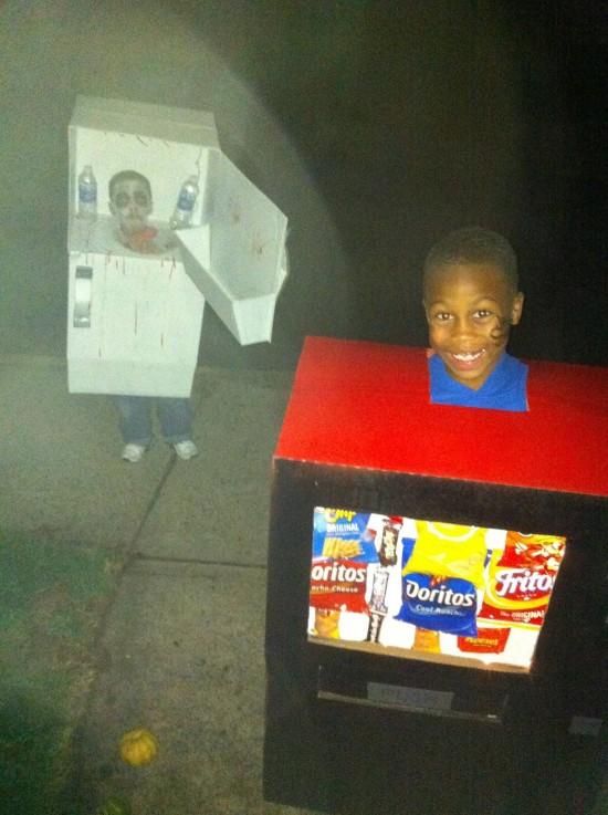 Disfraz de Halloween para niños