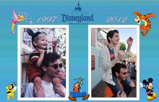 Disneyland tiempo después