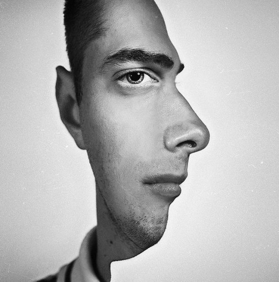 Foto locura ¿qué ves?
