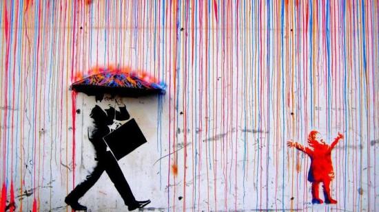 Grafitti en Noruega