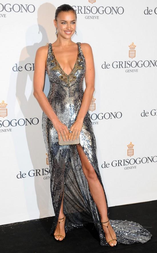 Irina Shayk en Cannes