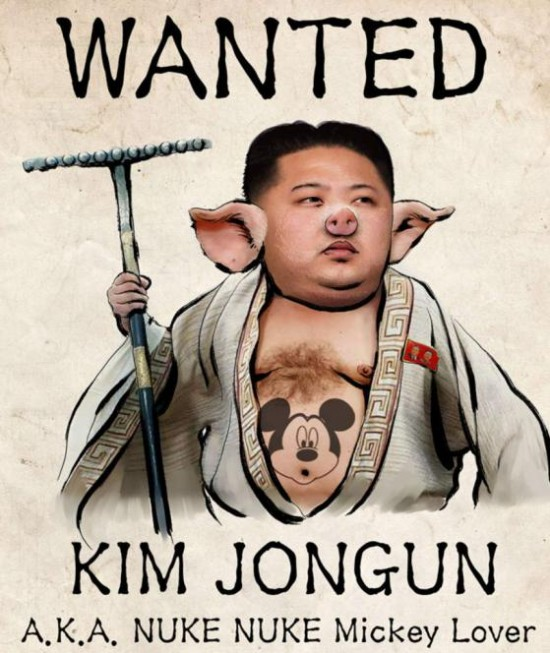 Kim Jong Um, se busca
