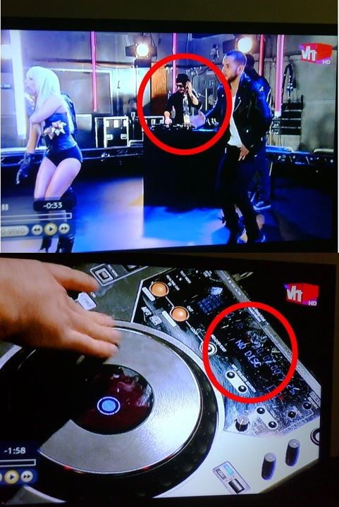 Lady Gaga y su DJ mágico