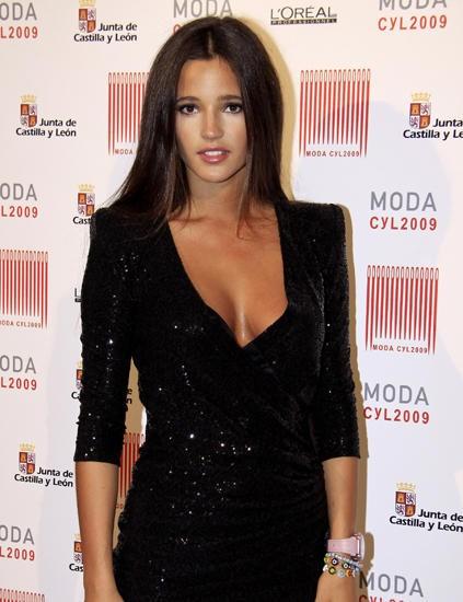 Malena Costa, ex de Carles Puyol
