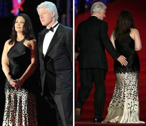Clinton y su mano peligrosa