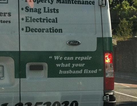 Gran eslogan: