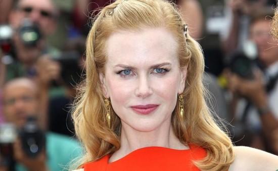 Nicole Kidmann en Cannes