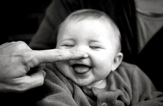 Niño feliz!!