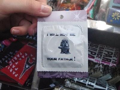 No seré tu padre...
